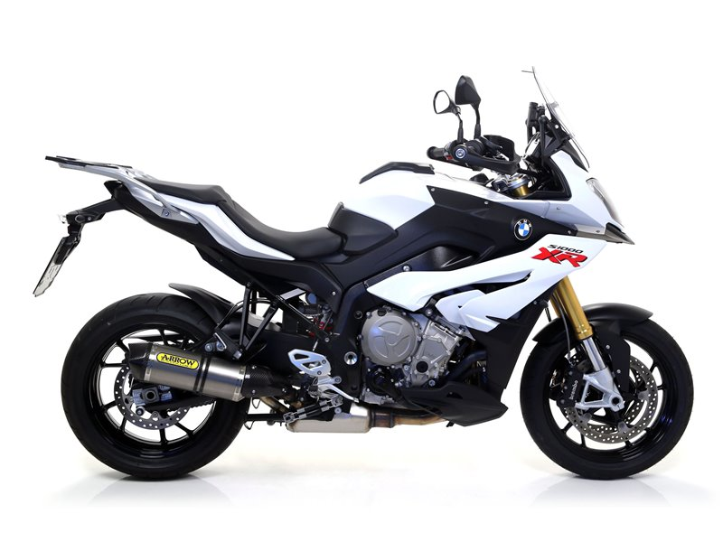 race tech titanium silencer with carby end cap bmw s 1000. Black Bedroom Furniture Sets. Home Design Ideas