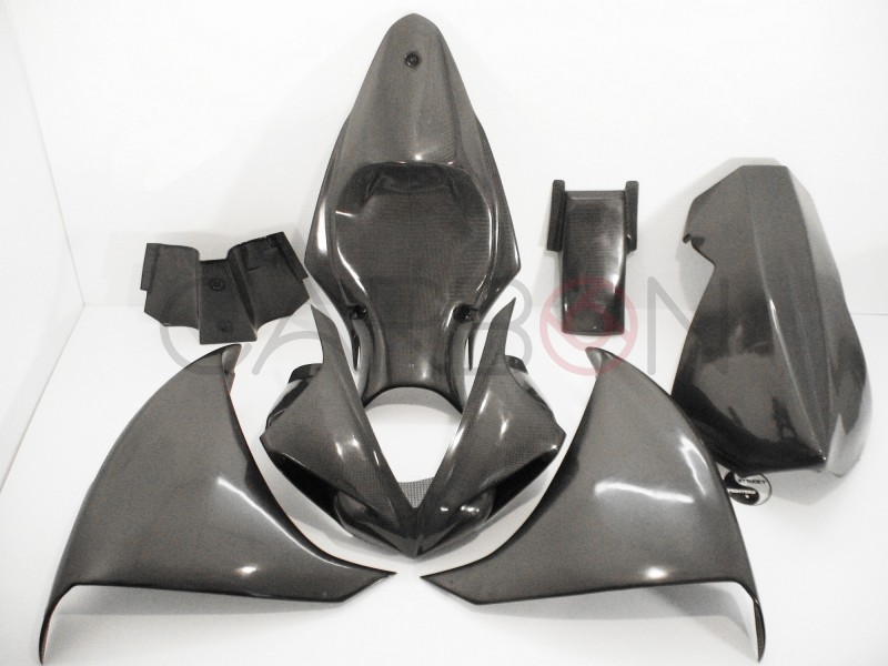 Carbon fiber complete racing fairings kit yamaha r1 2009 2014 for Yamaha r1 carbon fiber parts
