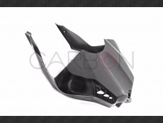 Carbon fiber airbox cover with tank panels Yamaha R1 2015-2019