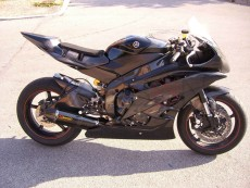 CARENA COMPLETA RACING / complete fairing racing