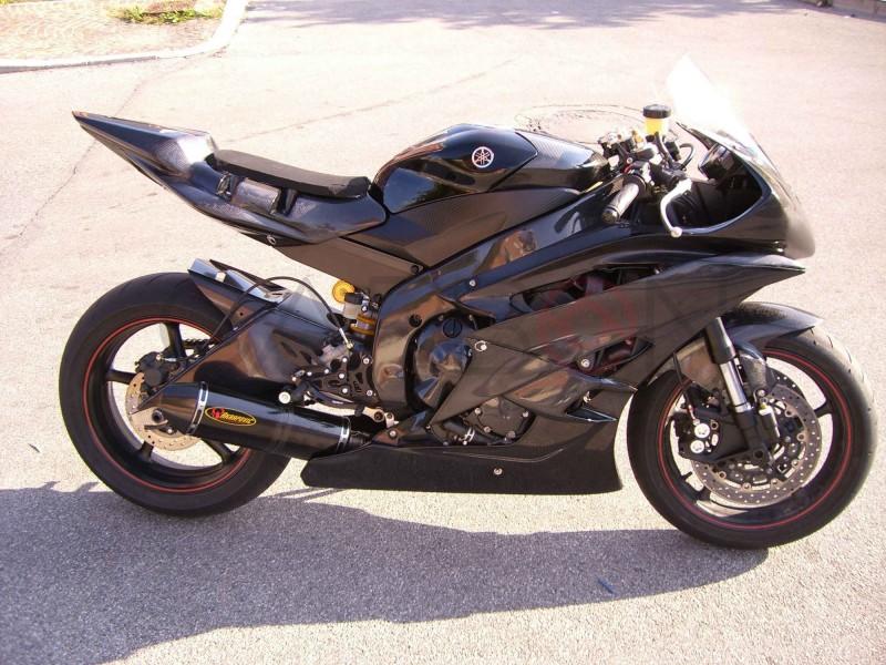 Carbon fiber complete racing fairings kit Yamaha R6 2008-2015