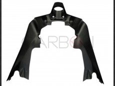 Carbon fiber ignition key block cover + panels Ducati 899 1199 Panigale