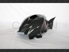 carbon fiber fuel tank cover Honda CBR 600 RR 2009-2011