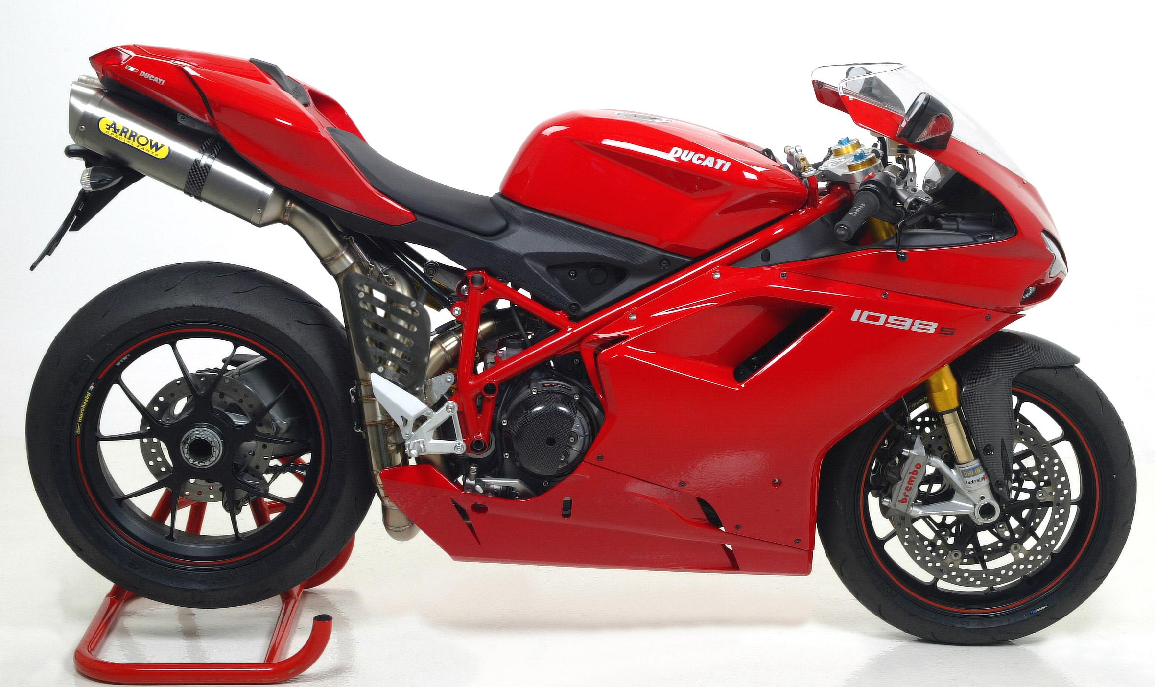 Swell Catalytic Converters Kit Ducati 1098 1098 S 2007 2008 Arrow 11006Kz Wiring 101 Jonihateforg