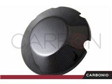 """Cover carter frizione """"BAGNO OLIO"""" lucido Ducati MultISTRADA 620 1100 1100s"""