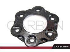 Cover portacorona 6 fori Ducati LUCIDO SBK 1098 1198