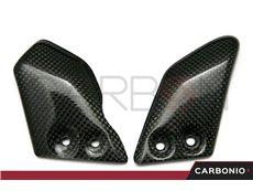 Coppia paratacchi pedane anteriori Ducati Monster S2R 800 S2R1000 S4R S4RS