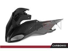 Coppia cover presa d'aria Ducati Multistrada 1200 2010-11-12-13-14
