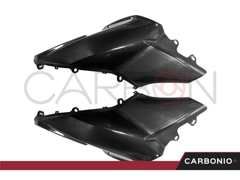 Coppia fianchi serbatoio laterali Ducati Multistrada 1200 S PIKES PEAK 2012-13-14
