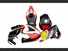 Complete fairing kit Replica Sbk 2013 Aprilia RSV4 2009-2014