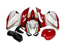 Kit Carena Completa Racing Replica Tricolore Ducati 1199 Panigale