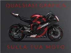 Kit Carena Completa Racing Verniciatura Personalizzata Ducati 916