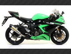 Db-killer per GP2 KAWASAKI ZX-6R '09/16 e ZX-6R 636 '13/16 Arrow 11009DB