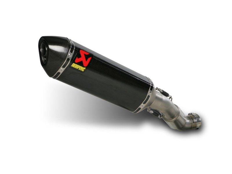 Silenziatore omologato Aprilia RSV 4 10-14 Akrapovic S-A10SO6C-HZC