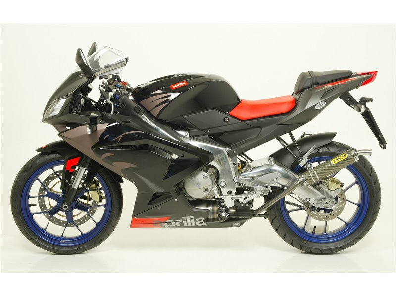 street 2t approved exhaust arrow kit aprilia rs 125 2006 arrow 51512su. Black Bedroom Furniture Sets. Home Design Ideas