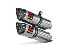 Coppia silenziatori omologati Ducati STREET FIGHTER 09-11 Akrapovic S-D10SO6C-HZT