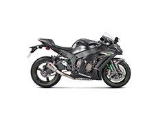Elimina catalizzatore Kawasaki ZX-10 R 16-17 Akrapovic L-K10SO7T