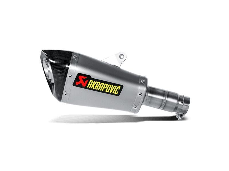Silenziatore non Yamaha YZF-R 6 10-16 Akrapovic S-Y6SO9-ASZ