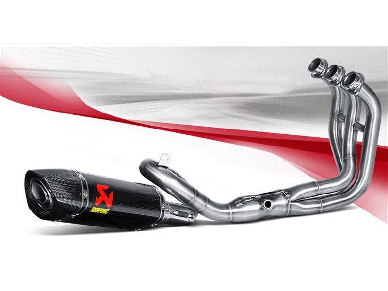 Completo Inox Yamaha XSR 900 16 17 Akrapovic S Y9R2 AFC