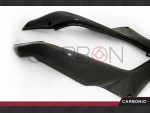 Carbon fiber autoclave side panels Ducati Multistrada 1200 2010-2014