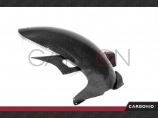 Parafango post. fibra carbonio 4 fori Ducati Monster