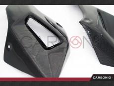 Puntale DX + SX fibra carbonio Ducati Multistrada 1200-1200s