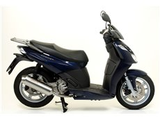 Racing collector for Reflex Exhaust Aprilia SPORTCITY 300 CUBE 2008-2013