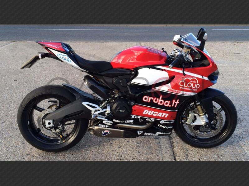Carena Completa Stradale Abs Replica Sbk 2017 Ducati 1199
