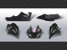 Fiberglass complete fairing kit Suzuki GSX-R 1000 2017-2018