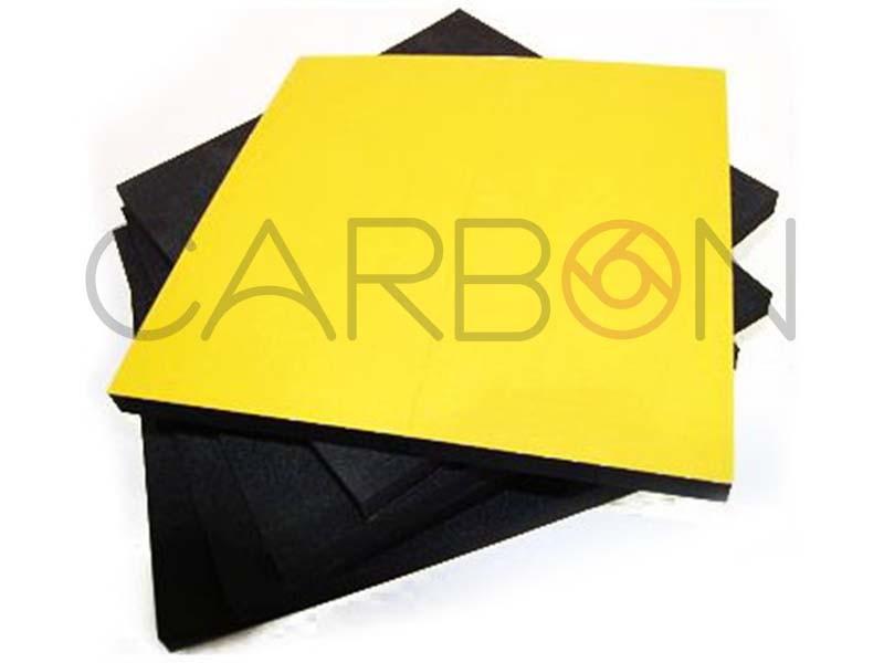 Foglio adesivo per sella in neoprene 30x30 1,5cm
