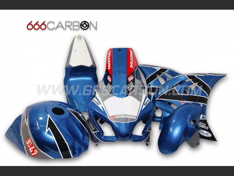 Complete Racing Fairing design 2 GSX-R 1000 2017-2019
