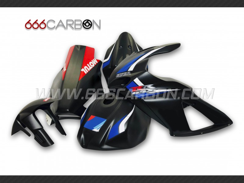 Complete Racing Fairing design 5 GSX-R 1000 2017-2019