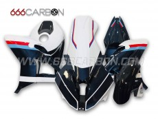 Complete fairing kit Racing Replica Hp4 Rossa BMW S 1000 RR 2012-2014