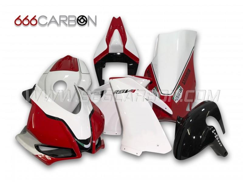 Complete fairing design 3 Aprilia RSV4 2015-2019 design