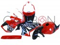 Complete fairing kit Racing Replica Yoshimura Suzuki GSX-R 600 / 750 2008-2010