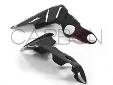 MV Agusta Rivale 800 autoclave carbon frame cover