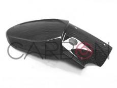 MV Agusta Rivale 800 rear autoclave carbon mudguard