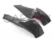 Buell Xb9R Long Carbon Frame Cover - Xb12R