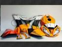 Complete fairing kit Racing Replica Sbk 2015 Orange Kawasaki ZX-10 R 2016-2020