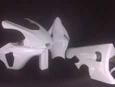 Fiberglass complete fairing Yamaha Yzf-R1 2015-2019 R1M