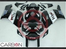 Full Abs WEST Fairing Honda CBR 1000 RR 2004-2005