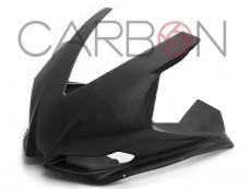 Carbon fiber racing upper fairing Aprilia RSV4 2009-2014