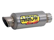 GP2 silencers kit BMW S 1000 RR 2009-2011 Arrow 71001GP
