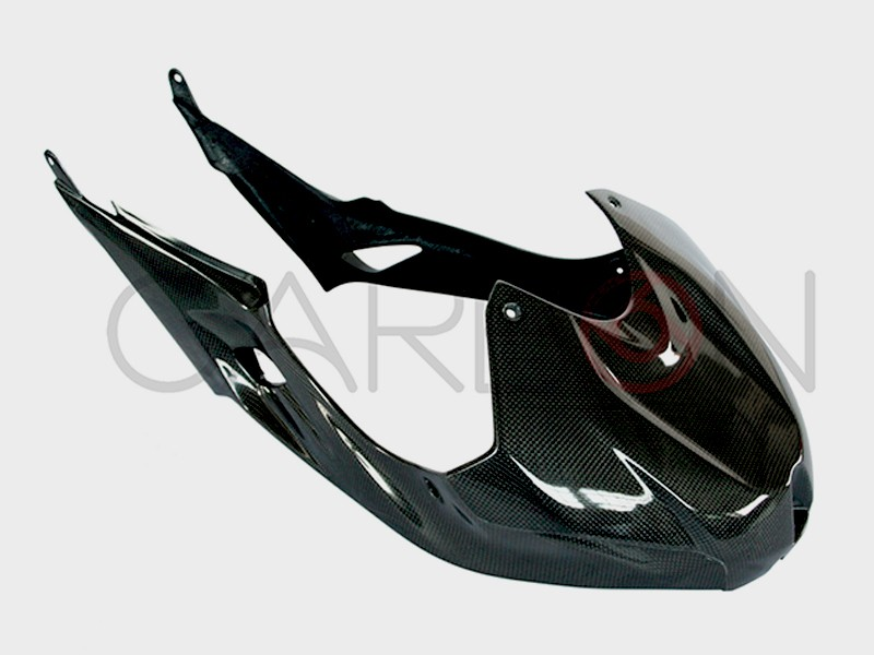 Airbox Cover with BMW S 1000 RR 2012-2014 Carbon Tank Panels