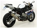 GP2 silencers kit BMW S 1000 RR 2009-2011
