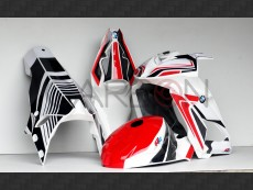 Complete fairing kit Racing designe 11 BMW S 1000 RR 2015-2018
