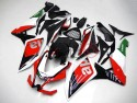 Aprilia Rsv4 Complete Tricolor Abs Replica Road Hull 2009-2014