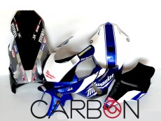 Complete fairing kit Racing Replica Milwuakee Blu Yamaha YZF-R1 2015-2016 / M