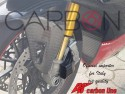 Ducati Panigale V4 brake air convectors twill new design texture