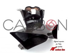 air ducts with ducati v4 instruments support